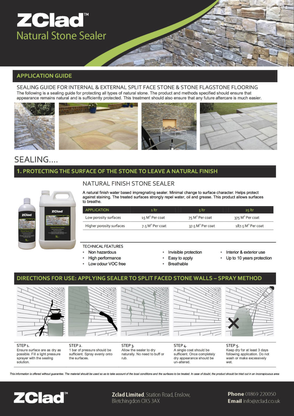 Frequently Asked Questions about Stone Cladding